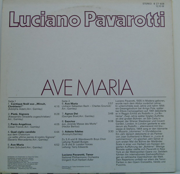 ddr-ave-maria-eterna-lp-back